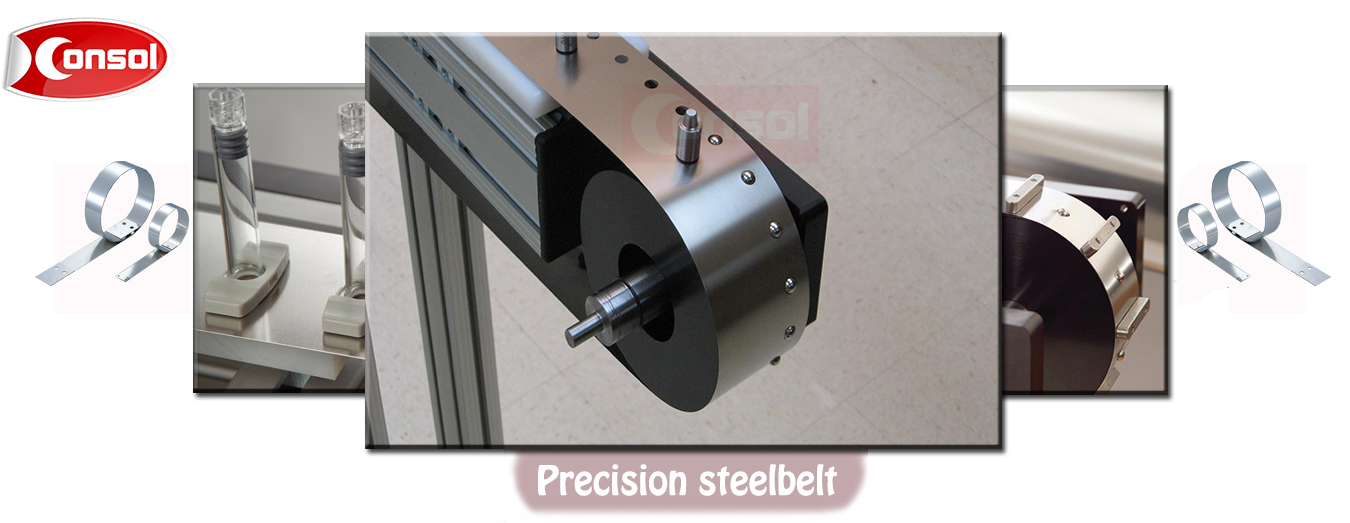 Precision steel belt is the steel belt with a width less than 400mm and less than 1mm thickness. There are many kinds of small steel belts, such as ordinary ring steel belt, coated steel belt, perforated steel belt, open straight steel belt, rectifying steel belt and so on.